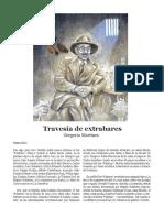 Gregorio Martinez - Travesia de Extramares
