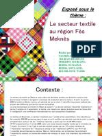Secteur Textil