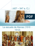 Clase 2 Platón