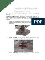 TIPO DE FUNDACIONES