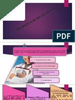 Clases de Educacion Para La Salud 2016