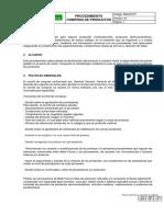 BAGC01P-01 Procedimiento Compras de Producto