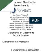 Diplomado en Gestión de Mantenimiento - Primera parte.pdf