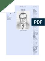 Presidentes Desde 1958 Hasta Nuestros Dias