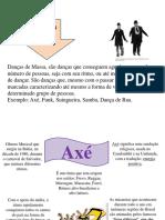 Dança e Luta - Análise Das Diferenças e Semelh-1
