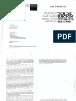 Didactica de la liberación - Luis Camnitzer.pdf