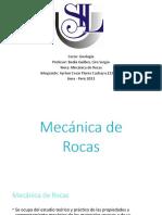 Geologia Mecanica de Rocas