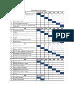 Cronograma Capacitaciones Abril 2017