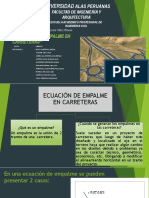 Diapositivas de La Ecuacion de Empalme
