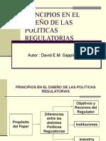 POLITICAS REGULATORIAS