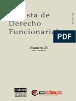 Revista de Derecho Funcionarial Nº 23.pdf