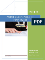 Audit Compt Et Financier