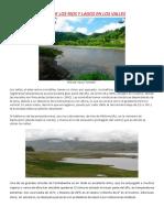 Clima de Los Rios y Lagos en Los Valles