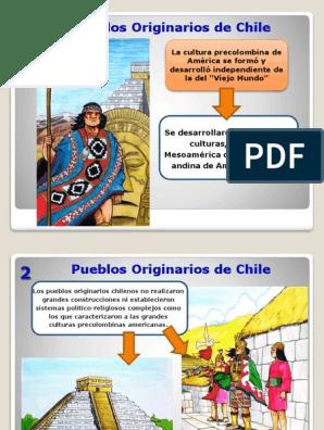 Pueblos Originarios De Chile Chile Pueblos Indígenas