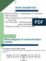 Am & Fm Transmitters