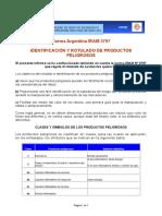 IRAM 3797 IDENTIFICACION Y ROTULADO DE PRODUCTOS PELIGROSOS2.doc