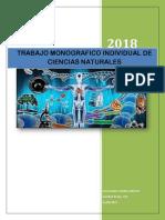 1.-Trabajo Monografico de Ciencias Naturales