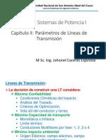 CAP II.a - PARAMETROS DE LINEAS DE TRANSMISION.pdf