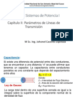 Cap II.a - Parametros de Lineas de Transmision