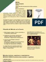 6. Revoluciones Científicas; Métodos y Paradigmas (1)