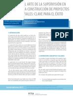 Boletín 2-2018 El Arte de La Supervisión en La Construcción de Proyectos Viales-1