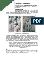 A Brief History of Papier Mache