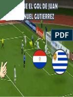 Gol de Gutierres