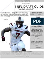 NDT Scouting 2014 NFL Draft Guide