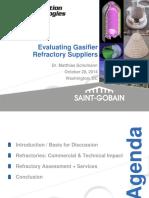 评估气化炉耐火材料供应商 2014_8.2_Saint_Gobain_Matthias_Schumannl.pdf