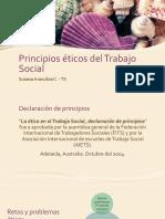 Principios Éticos Del Trabajo Social