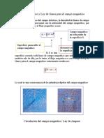 Flujo Magnético y Ley de Gauss para el campo magnético.doc