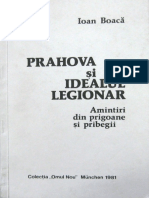 Ioan Boaca - Prahova si idealul legionar - 1981