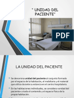UNIDAD Del Paciente