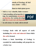 Geology- introduction