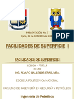 2018b Presentación 7, Fs i - Bombeo Mecánico