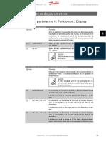 parametros Danfoss