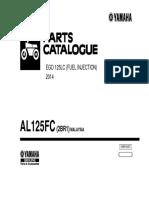 Mio Mxi 125 parts catalog