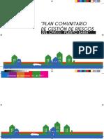 Cartilla Plan Comunitario Gestion Riesgos