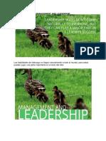 PDF. Management and Leadership - Liderazgo y Competencias Gerenciales-convertido