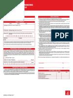 InternetBanking Application WEB Form Oct2017