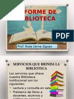 INFORME BIBLIOTECA.PNT