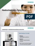 Siemens Radiochemistry Solutions