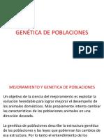 II Genética de Poblaciones II