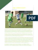 Los Modelos de Juego y El Fútbol Formativo