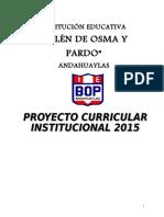 PCI 2016