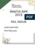 Divider Fail Panitia Pjpk 2019