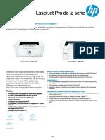 Impresora HP M15w