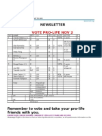 MSRTL Newsletter- Nov 2010