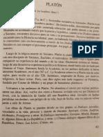 Platón (Extracto) - Breve Historia de La Filosofia - H. Gianini