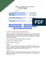 Cálculo del Sueldo o Salario Integral Venezuela.docx
